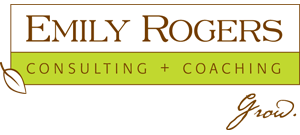 Emily Rogers Consulting + Coaching Logo
