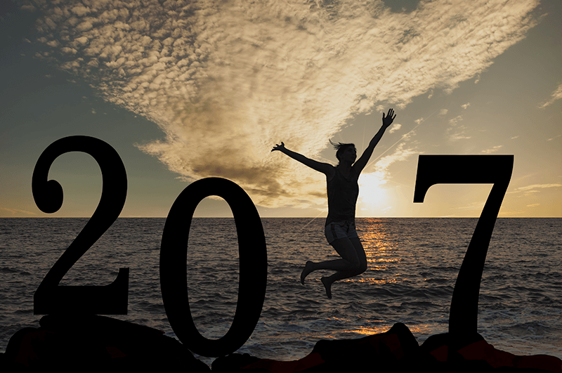 Realize Your Full Potential in 2017: 7 guidelines for getting the year off to a productive start