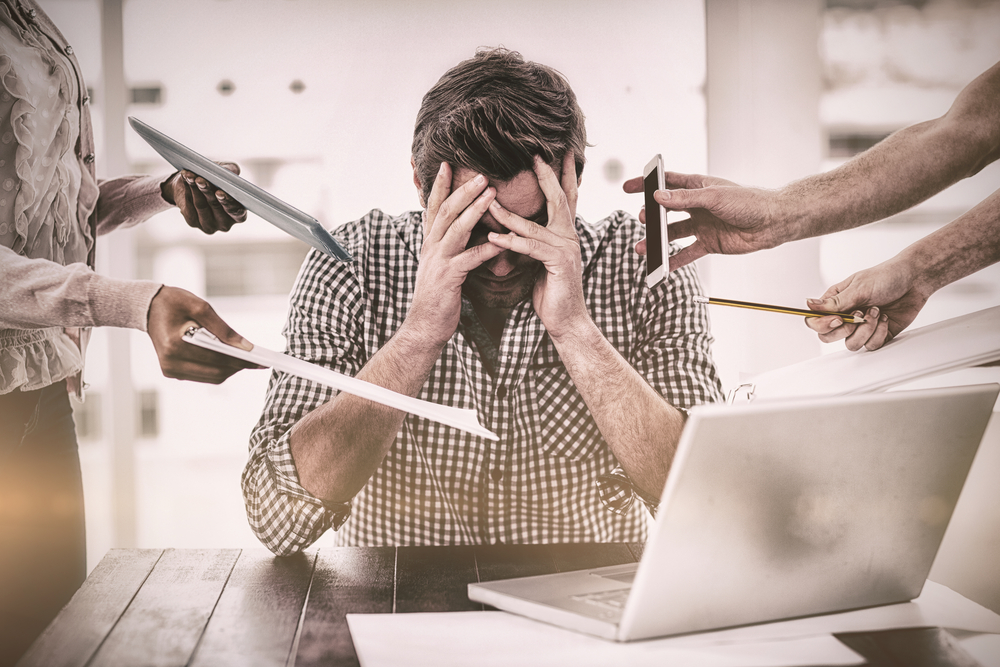 How to Stress Less at Work